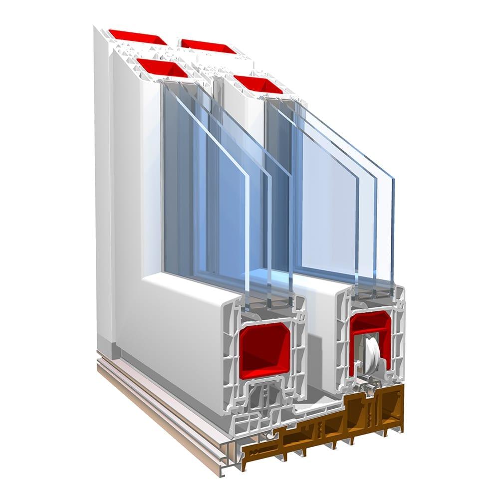 Pronorm Premidoor 88 Standard
