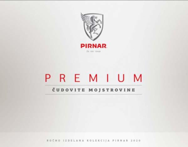 Pirnar katalog - premium