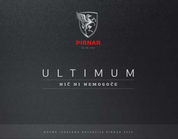 Pirnar katalog - Ultimum
